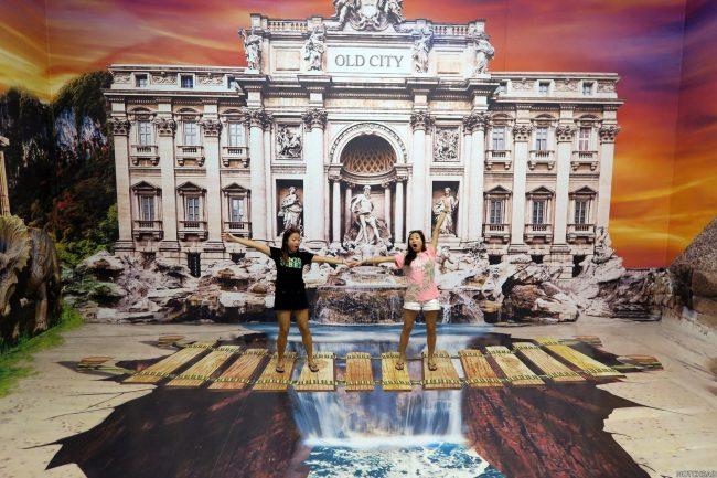 100 Tempat Wisata Semarang Sekitarnya Terkenal City 3d Trick Art