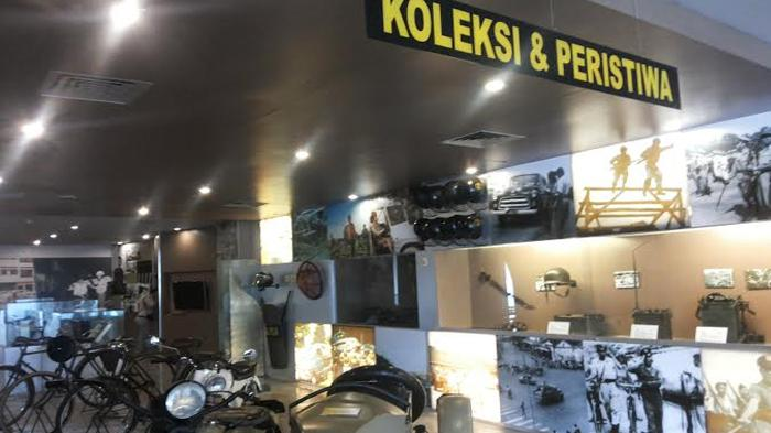 100 Tempat Wisata Semarang Sekitarnya Terkenal Museum Polri Kab