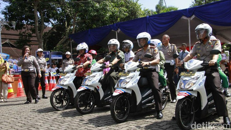 Ajak 1 200 Siswa Kabupaten Semarang Tertib Lintas Polisi Museum