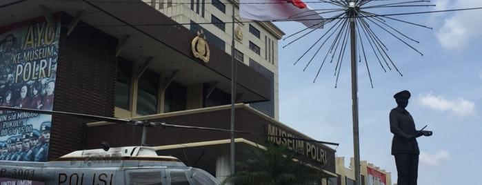 Historical Sites Museum Polri Kab Semarang