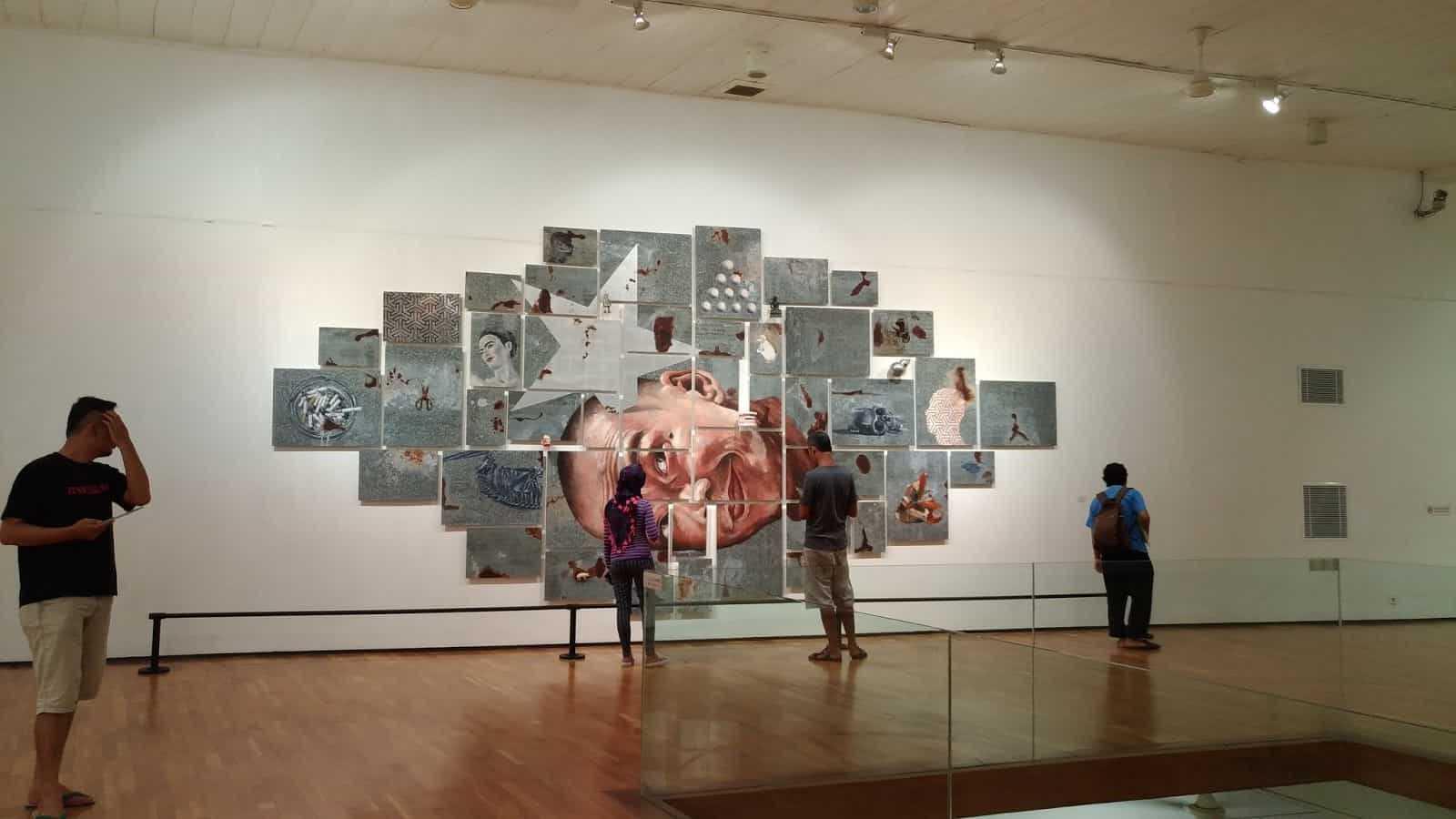 Informasi Lengkap Objek Wisata Semarang Contemporary Art Gallery Karya Museum