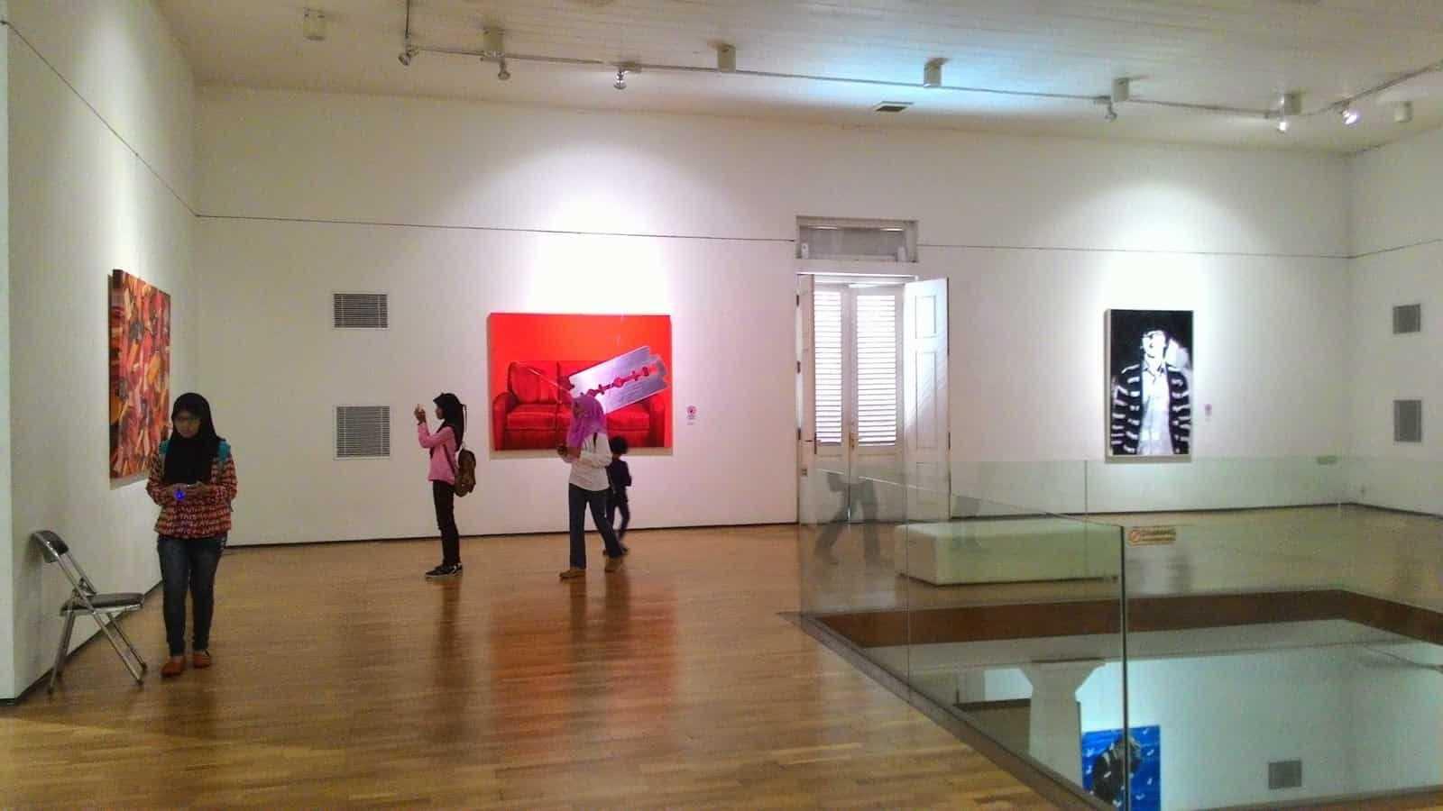 Informasi Lengkap Objek Wisata Semarang Contemporary Art Gallery Museum Polri