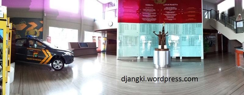 Jejak Terorisme Museum Polri Djangki Dsc00043 Lobi Kab Semarang