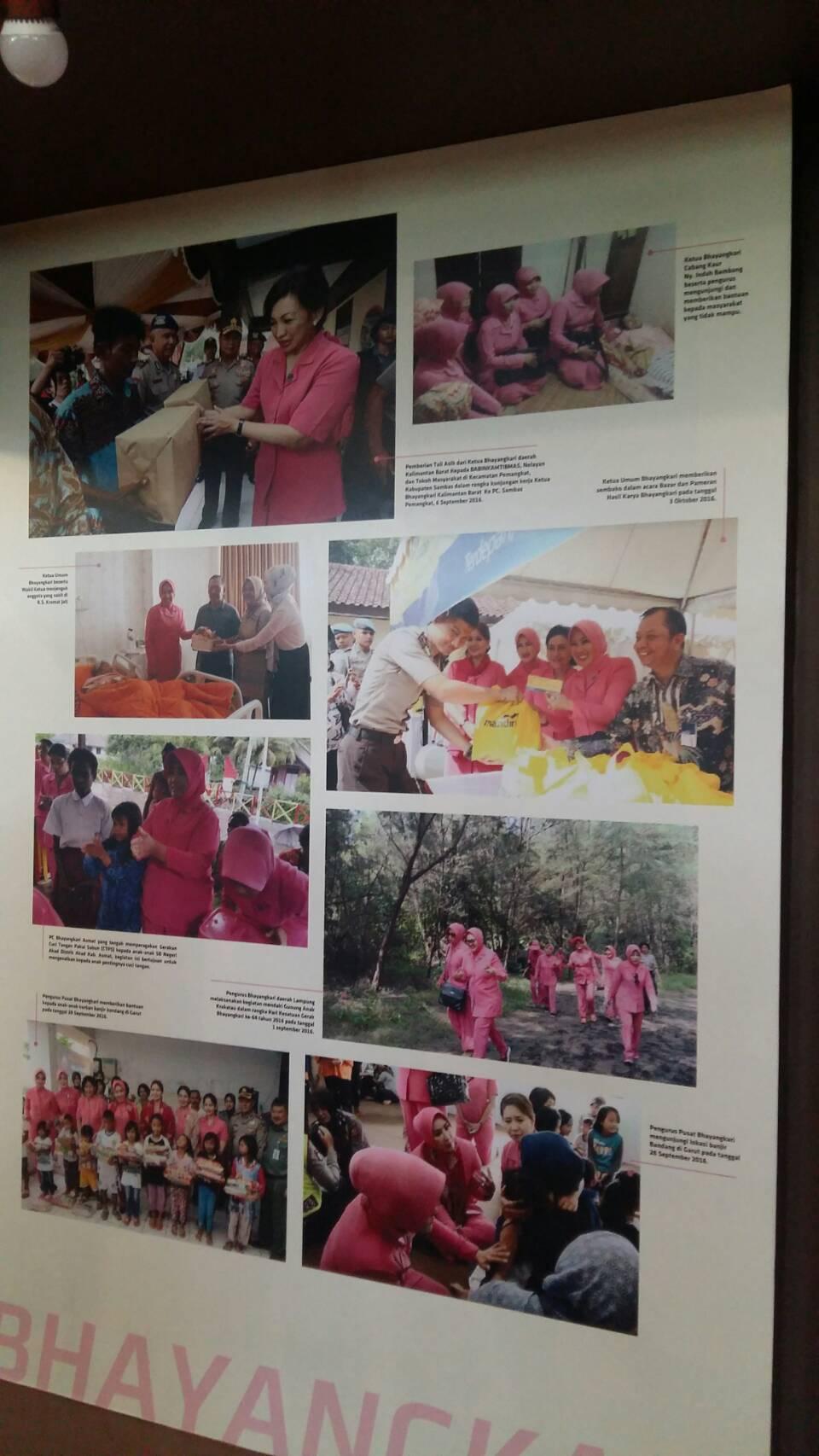 Labsky11mipa5 Xi Mipa 5 Sma Labschool Kebayoran Organisasi Bhayangkari Museum