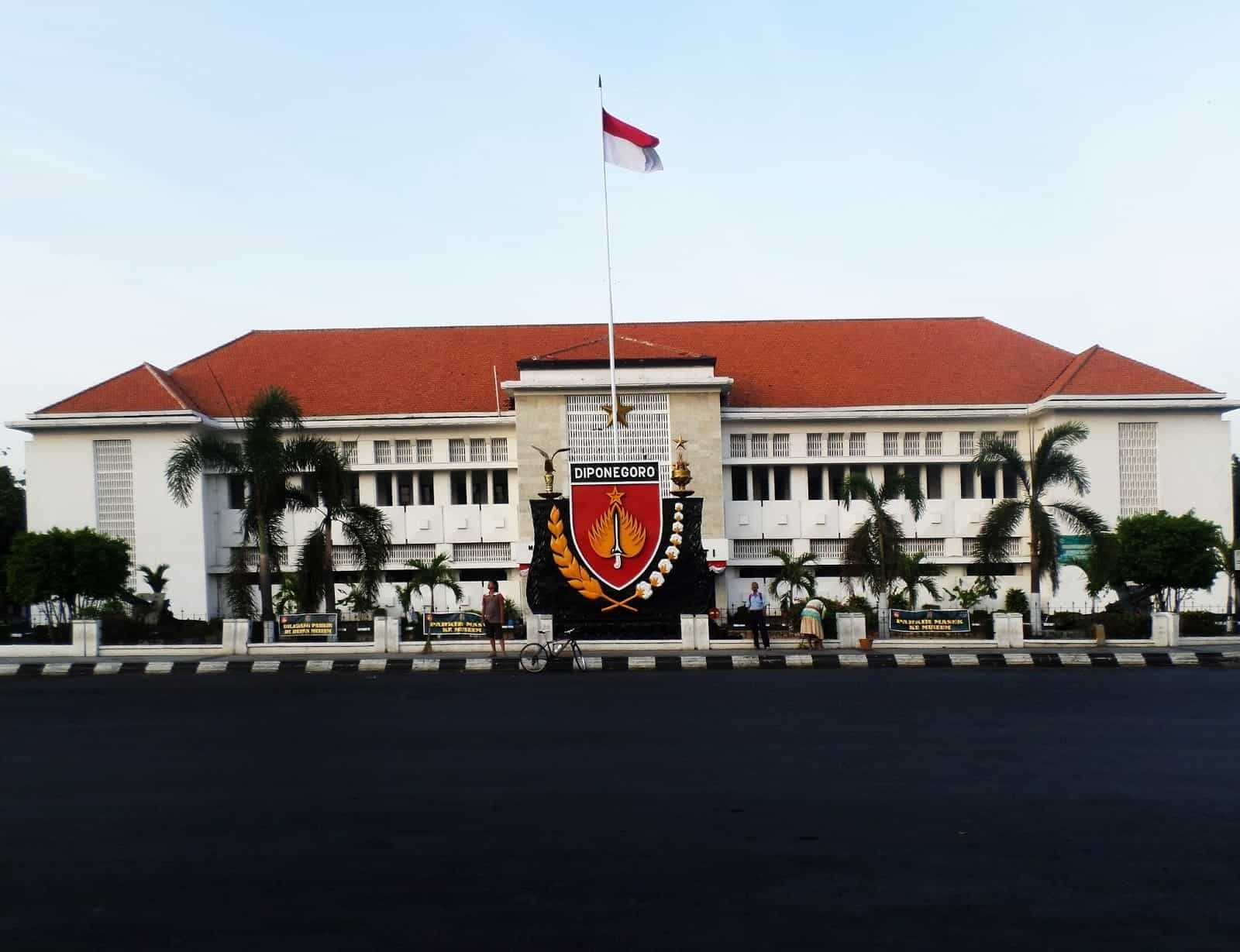 Museum Mandala Bhakti Semarang Sebagai Jejak Sejarah Pahlawan Polri Kab