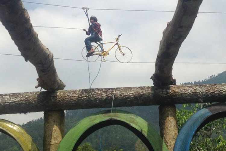 Sekkaron Destinasi Wisata Kolaborasi Empat Desa Semarang Sepakung Kecamatan Banyubiru