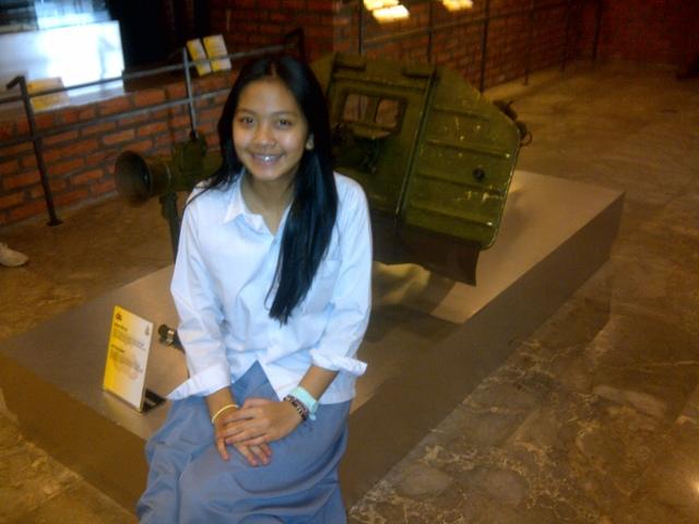 X1patu Labsky Menelusuri Sejarah Museum Polri Lantai Pertama Tertarik Sebuah