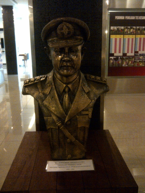 X1patu Labsky Menelusuri Sejarah Museum Polri Raden Soekarno Djojonagoro Kepala