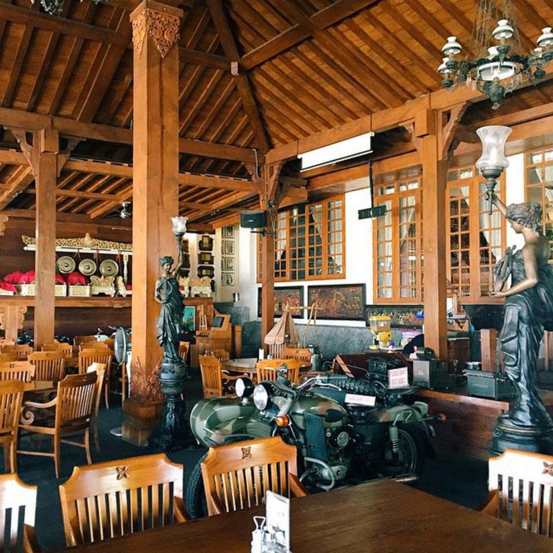14 Cafe Restoran Semarang Pemandangan Keren Kata Koeno Berarti Kuno
