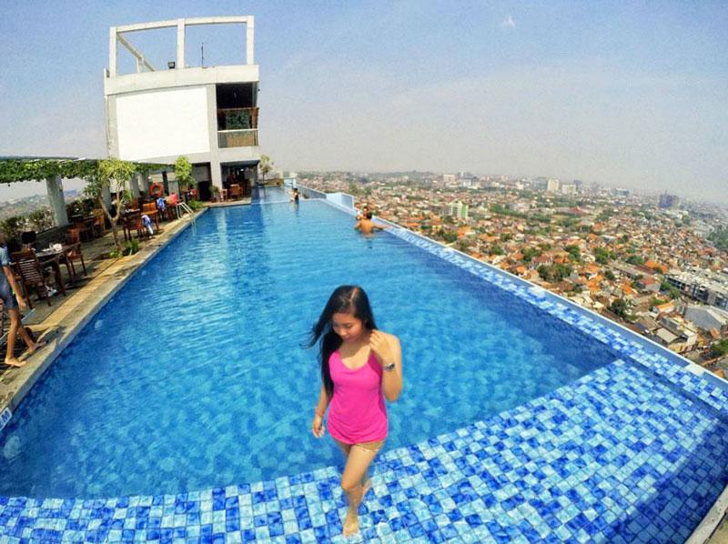 14 Cafe Restoran Semarang Pemandangan Keren Terletak Lantai 30 Star