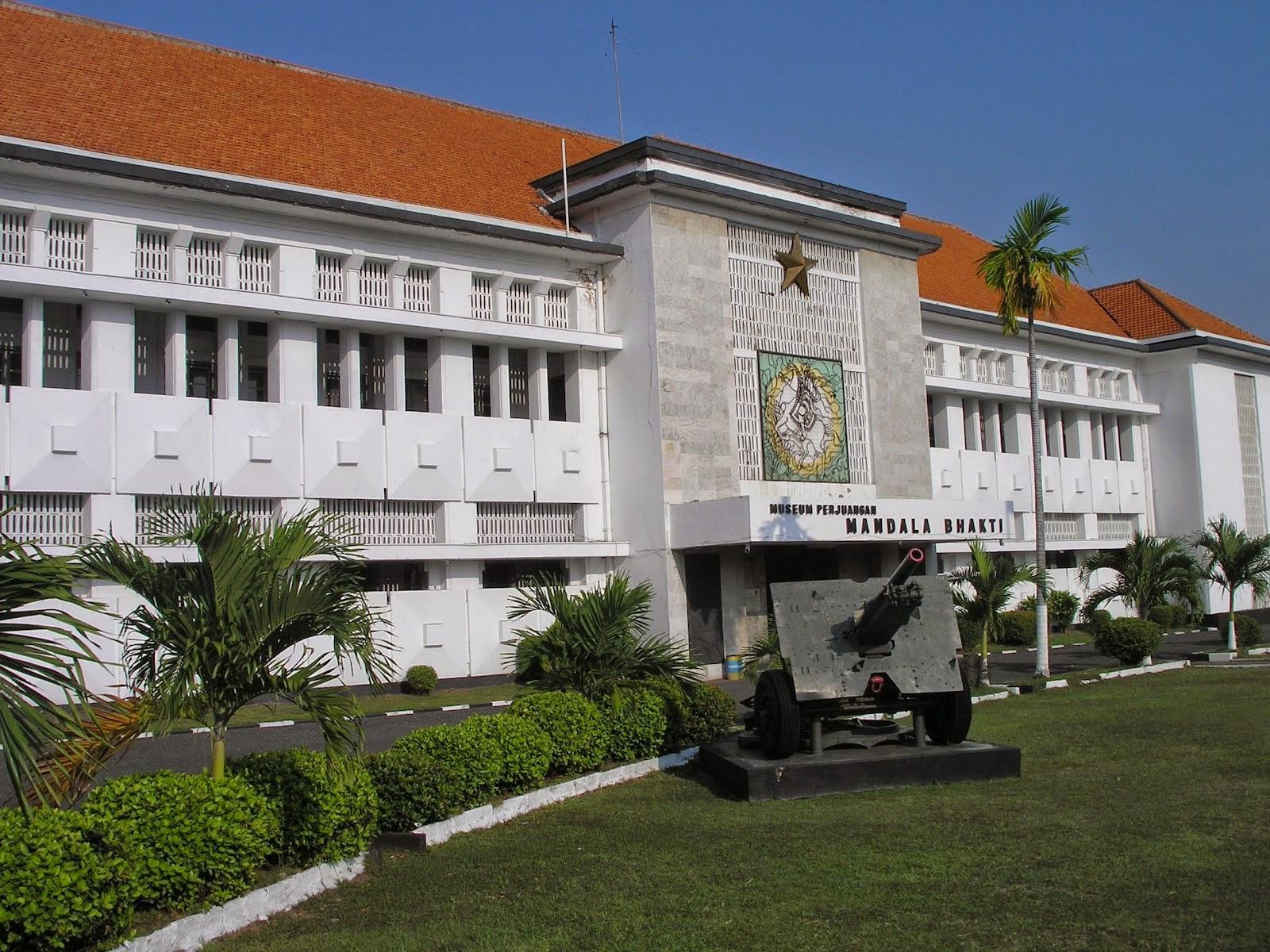 5 Museum Semarang Aja Mandala Bhakti Terdapat Jawa Tengah Perjuangan