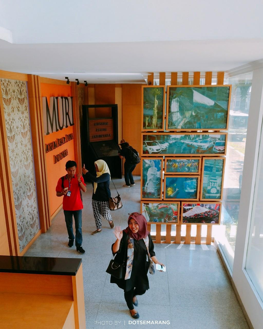 Berkunjung Museum Rekor Dunia Indonesia Muri Semarang Kab