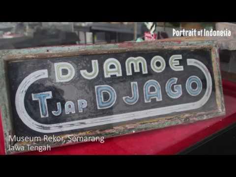 Indonesia Semarang Museum Video Nhltv Net Rekor Jawa Tengah Dunia