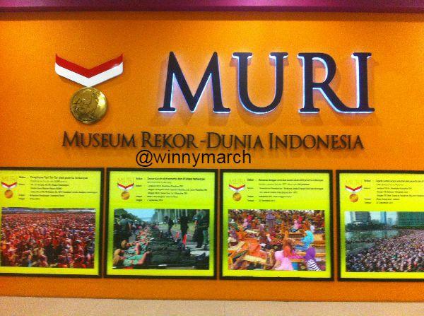 Jawa Laman 7 Winny Marlina Pengalaman Berkunjung Museum Rekor Indonesia