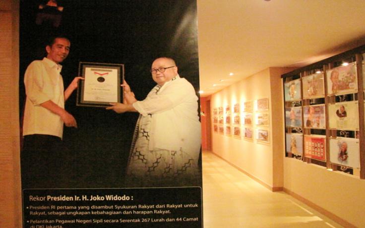 Kementerian Pariwisata Wow Museum Rekor Dunia Indonesia Semarang Kab