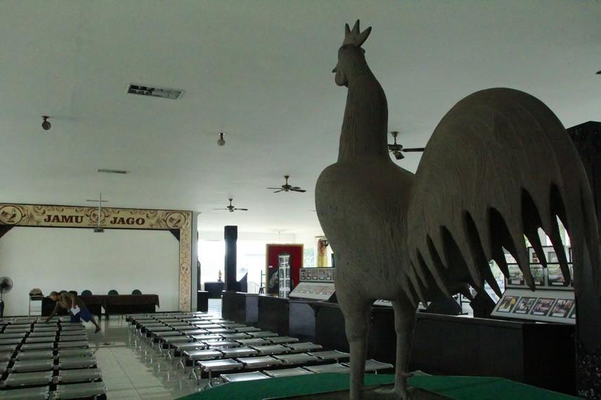 Menilik Koleksi Unik Museum Rekor Dunia Indonesia Indonesiakaya Jamu Jago