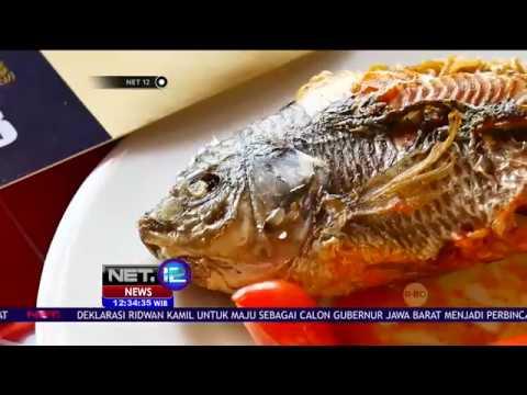 Rekor Muri Siswa Smk Semarang Pecahkan Ciptakan Ribuan Olahan Makanan