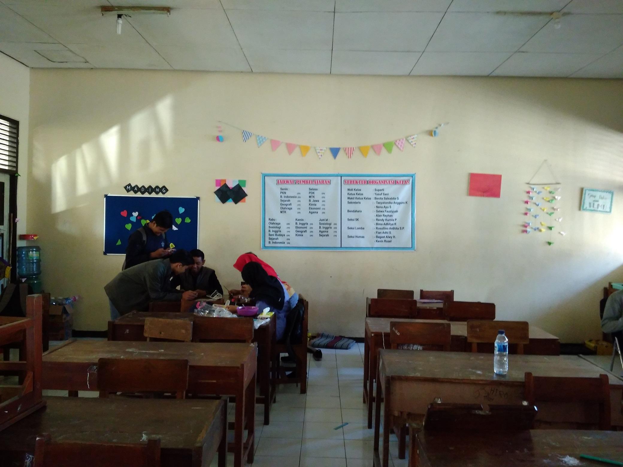 Sekolah Kita Museum Rekor Dunia Indonesia Kab Semarang