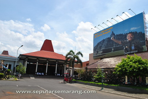 Travel Semarang 25 Tourist Attractions Famous Museum Ronggowarsito Kab