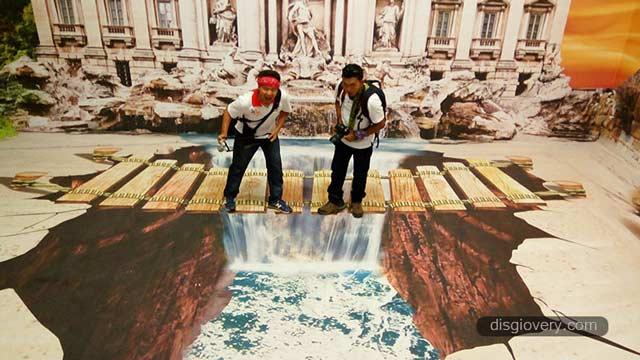 4 Obyek Wisata Semarang Sekitarnya City 3d Trick Art Museum
