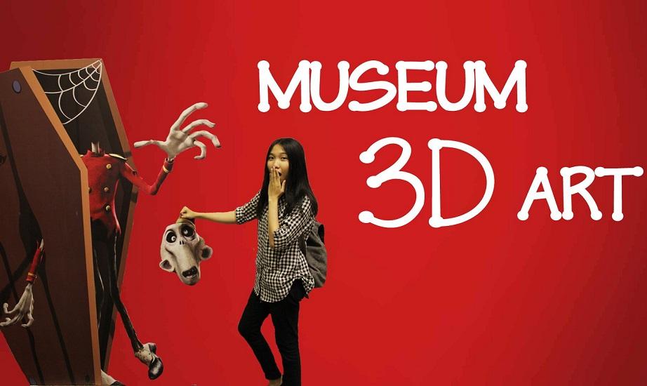 City 3d Trick Art Museum Obyek Wisata Narsis Semarang Kab