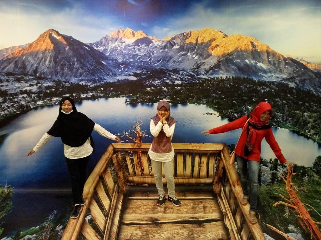 City 3d Trick Art Museum Semarang Sebuah Perjalanan Kab
