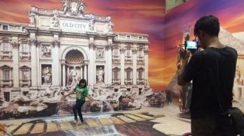 City 3d Trick Eye Museum Semarang Art Kab