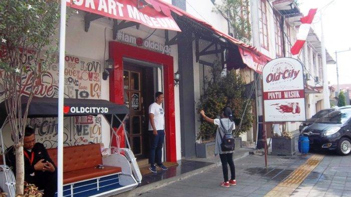 Pemilik Nama Agus Selama Agustus Bebas Foto City 3d Trick
