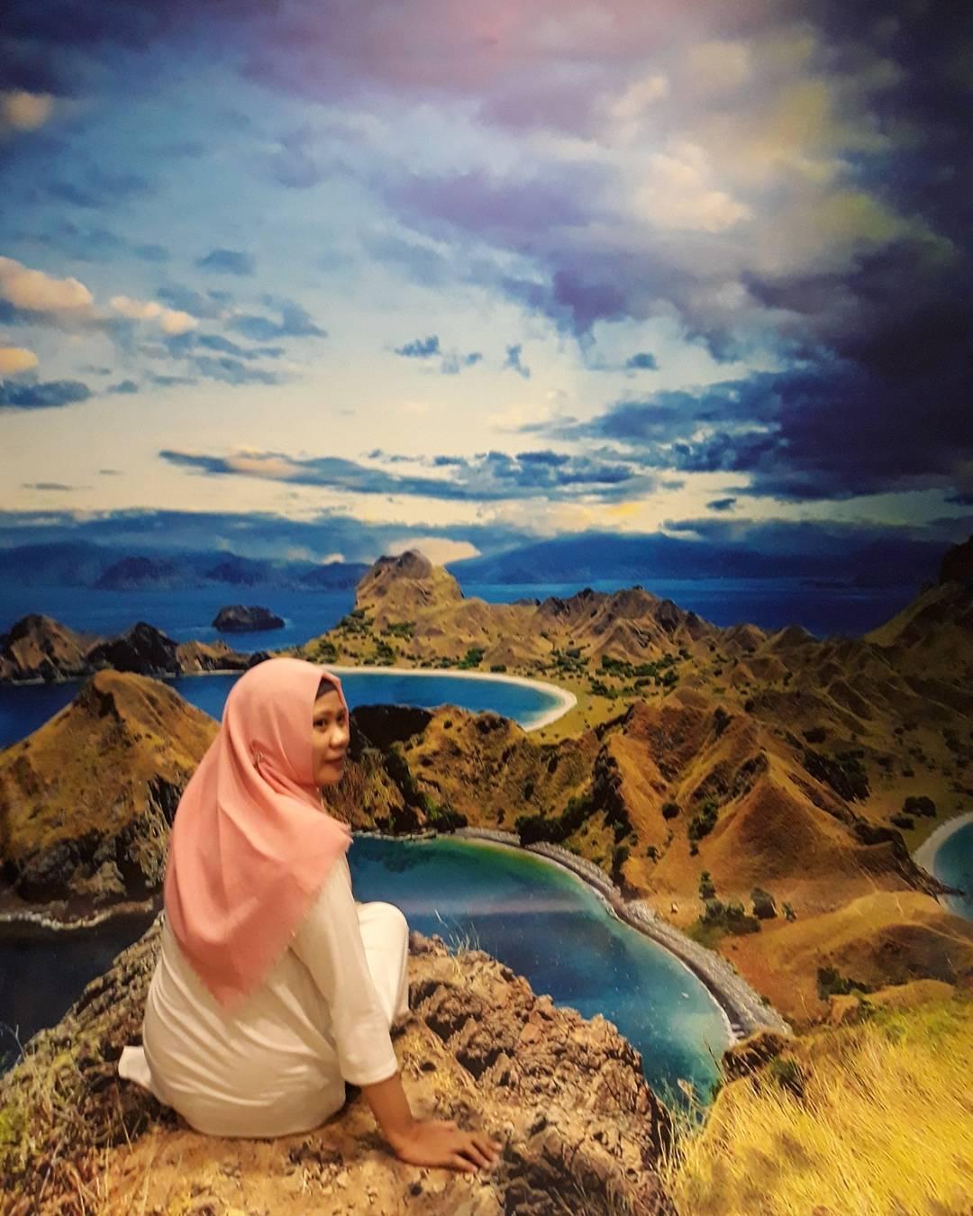 Puas Foto Kekinian City 3d Trick Art Museum Semarang Boboers