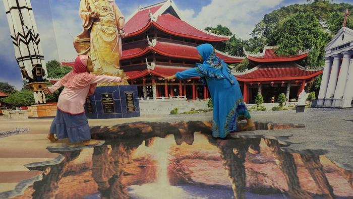 Semarang Coret City 3d Trick Art Museum Ajang Narsis Kab