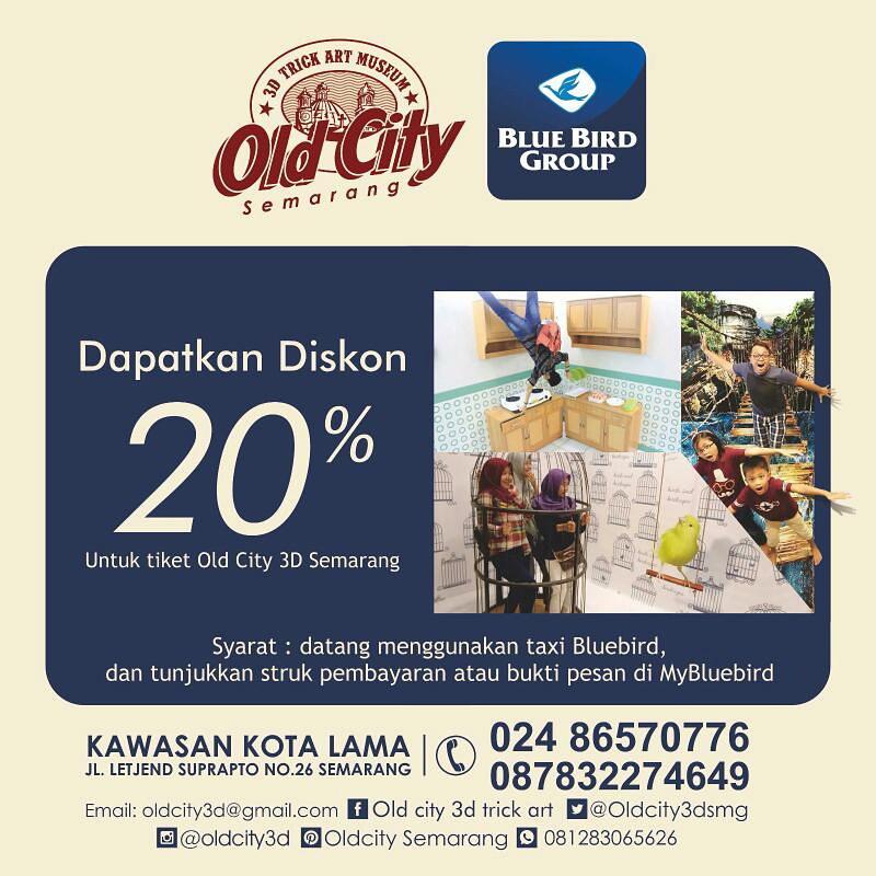 Semarang Coret City 3d Trick Art Museum Ajang Narsis Kontributor