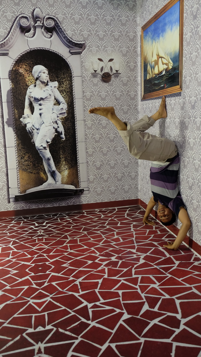 Semarang Coret City 3d Trick Art Museum Ajang Narsis Pastilah