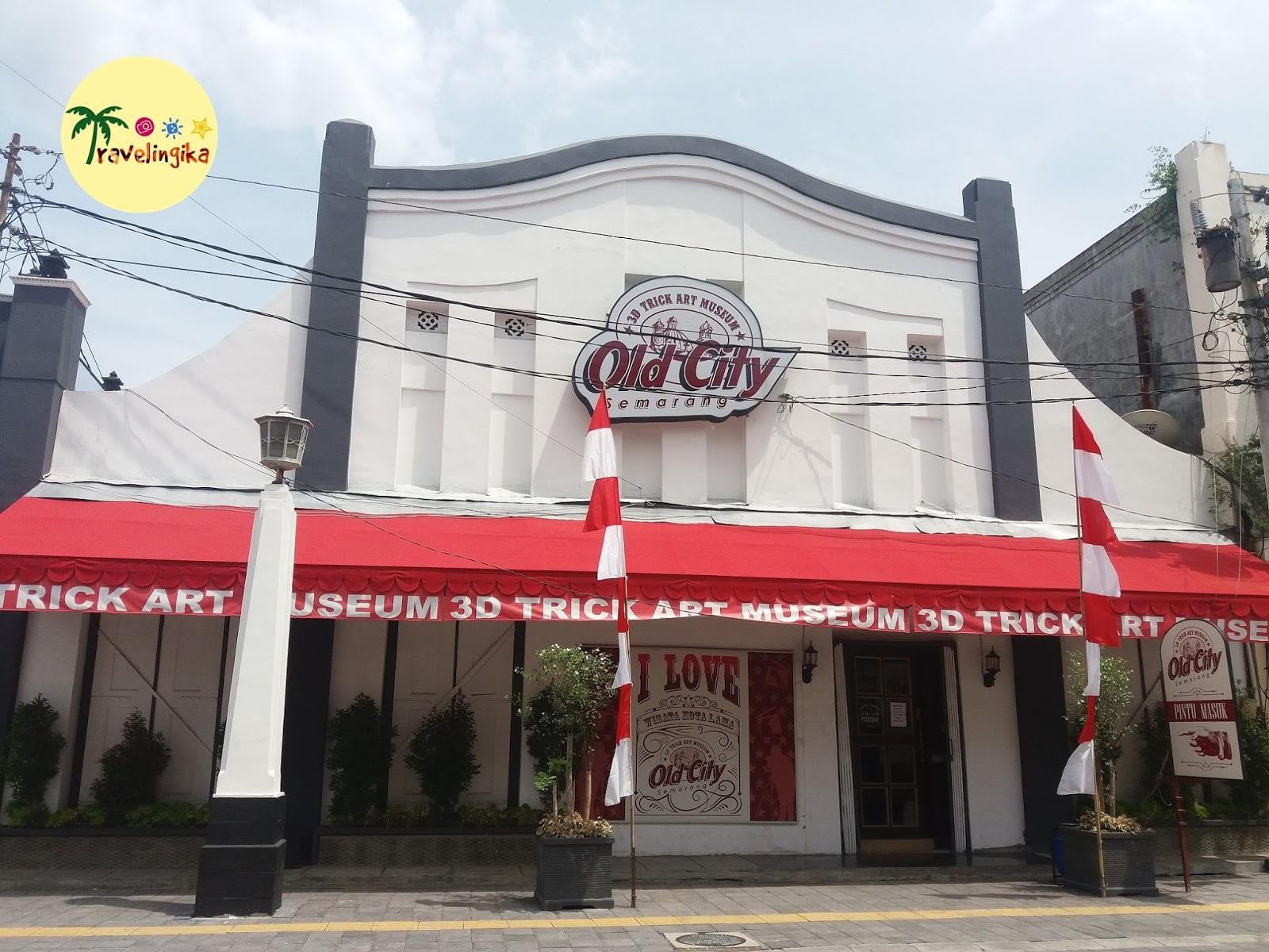 Serunya Wisata Selfie City 3d Trick Art Museum Semarang Kawasan