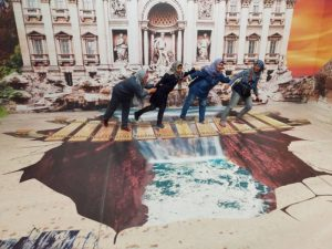 Suka Traveing Selfie Wajib Kunjungi City 3d Trick Art Semarang