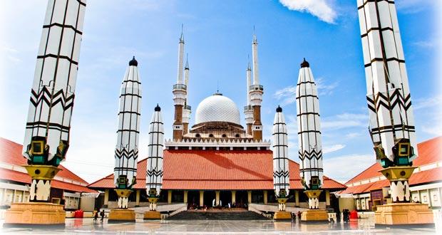 Tempat Wisata Semarang Menarik Cantik Gambar Kece City 3d Trick