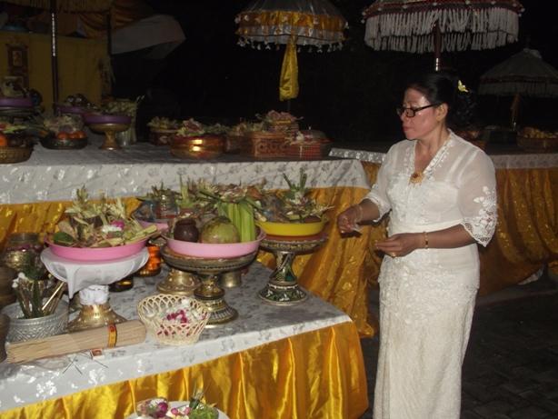 Merasakan Suasana Bali Semarang Nyepi Bhutayajna Pura Giri Nath Natha
