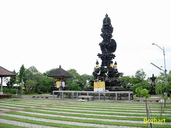 Passion Indonesia Cities Towns Skyscrapercity Pura Agung Giri Natha Shrine