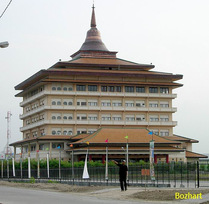 Passion Indonesia Cities Towns Skyscrapercity Pura Giri Natha Kab Semarang