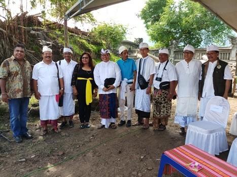 Pemerintah Rdtl Revitalisasi Pura Giri Natha Radar Bali Sinergi Jawa