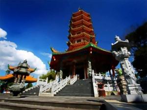 Tempat Wisata Mari Main Semarang Page 2 Pagoda Avolokitesvara Sumber