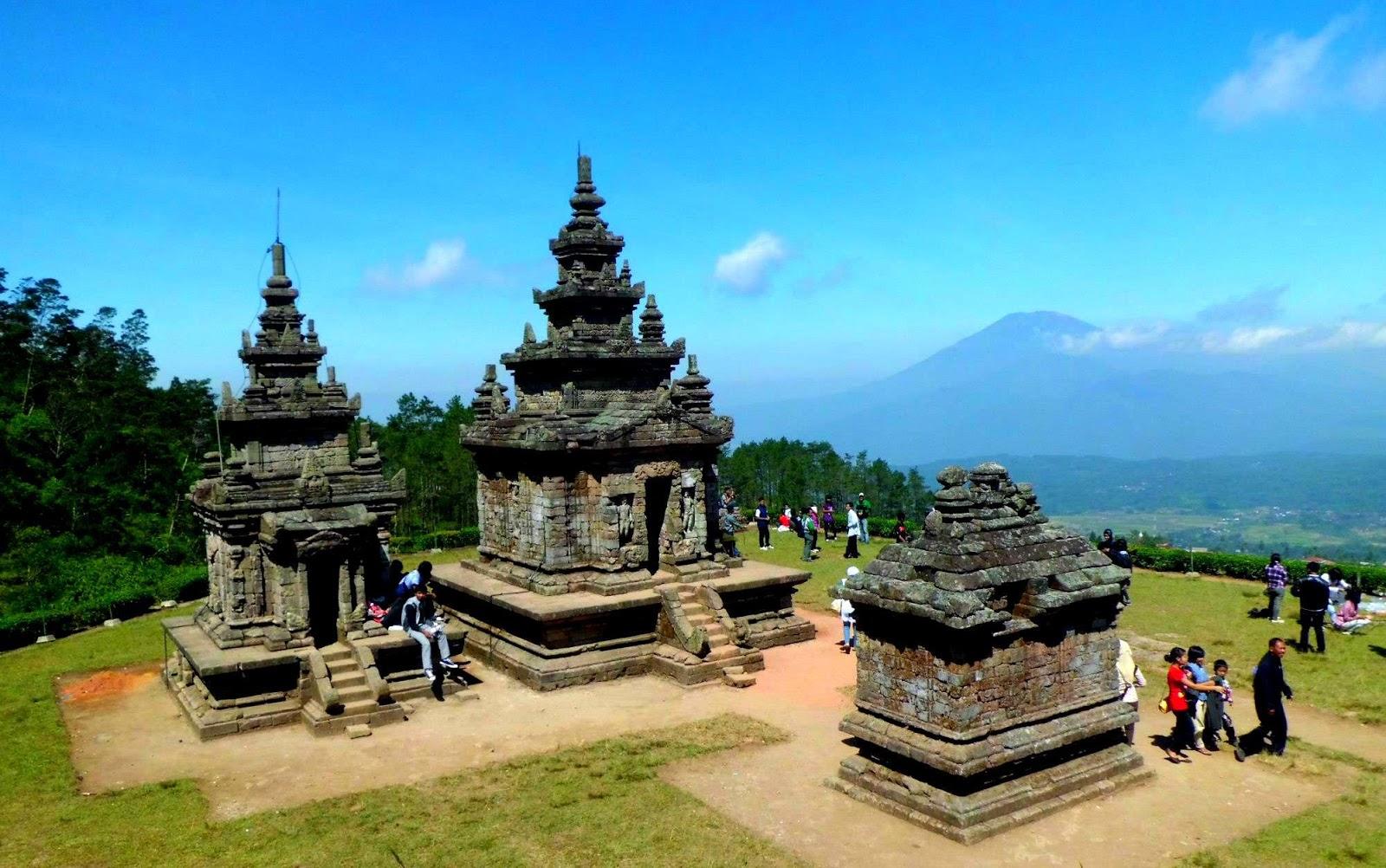 Destinasi Wisata Hits Kabupaten Semarang Blog Sanggar Seni Gedong Songo