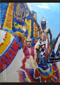 June 2016 Leonardokrisna Mobil Hias Carnival Carnaval Pawai Tabungan Bima