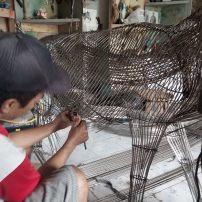 Leonardokrisna Leka Studio Team Work Modelling Art Worker Sanggar Seni