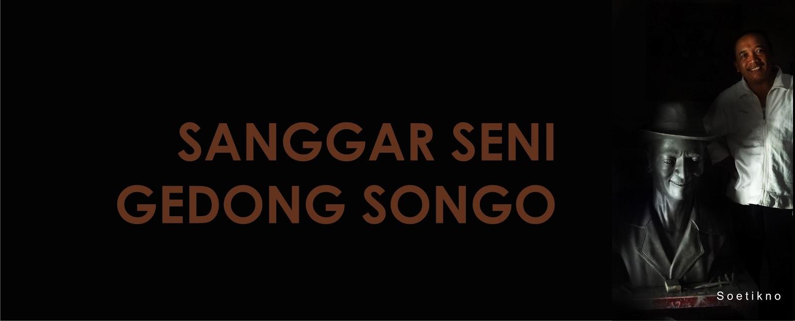 Profil Studio Patung Tikno Sanggar Seni Gedong Songo Milik Ma