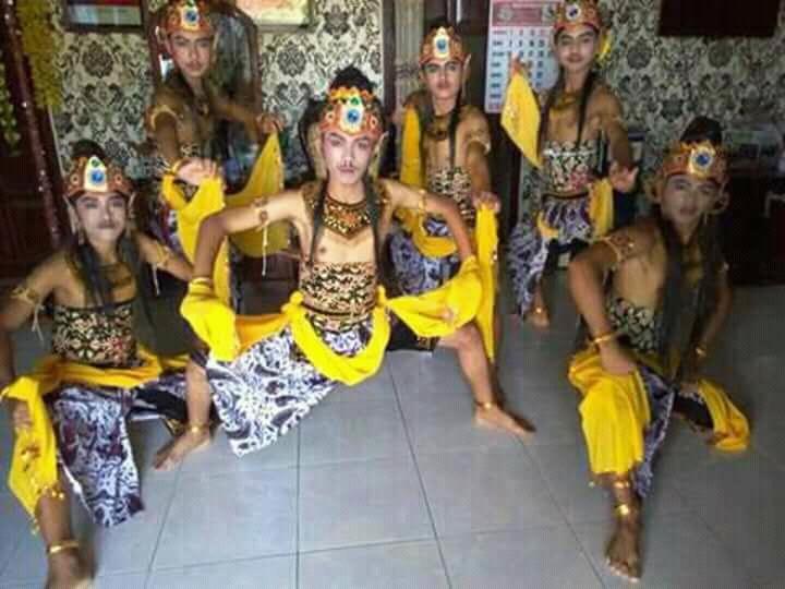 Sanggar Kesenian Kuda Lumping Jathilan Kabupaten Semarang 129 Kridho Budoyo
