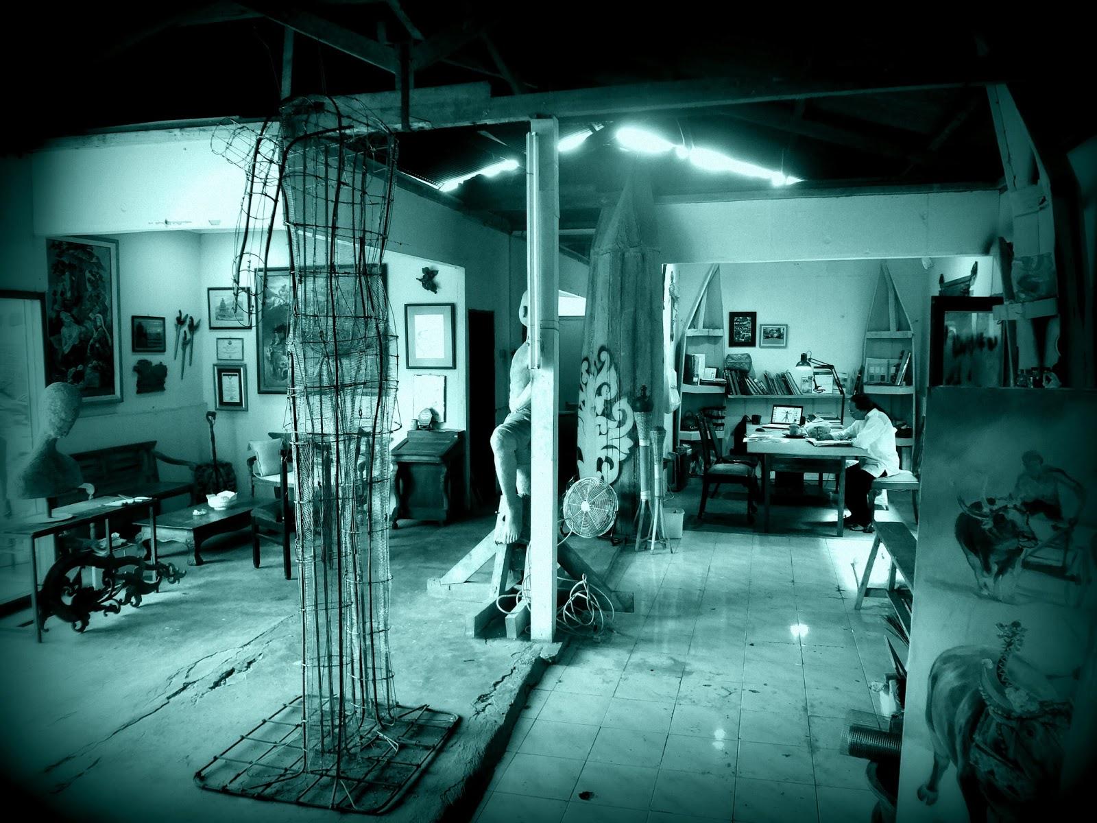 Studio Patung Tikno November 2012 Alamat Jalan Ahmad Yani 36