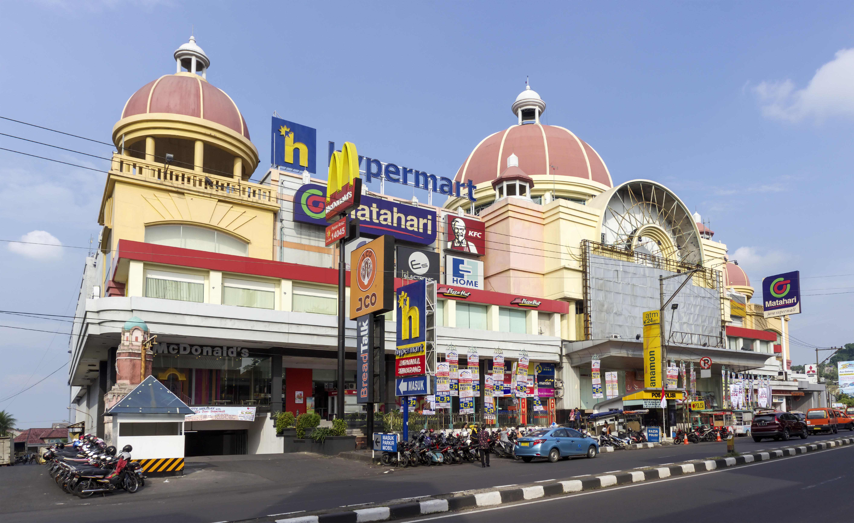 5 Mall Terpopuler Semarang Semberani Rent Java Supermall Salah Satu