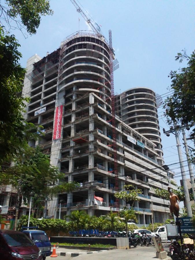 Apartemen Sentraland Semarang Investasi Kekinian Depan Jual Simpang Lima Kab