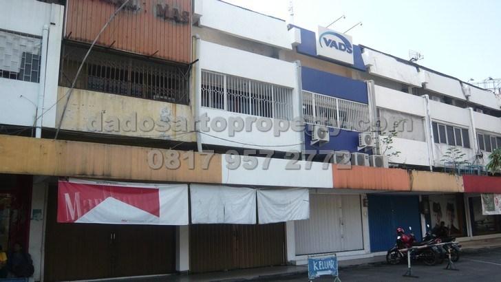 Disewakan Ruko Pertokoan Simpang Lima 2lt Semarang Selatan R2 331