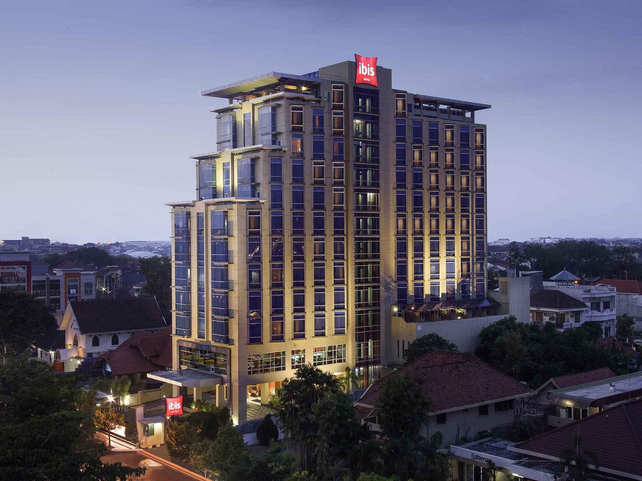Hotel Semarang Ibis Simpang Lima Accorhotels Kab
